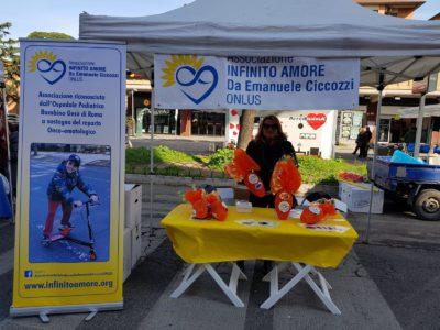 Vendita di beneficenza di uova pasquali e Riffa - InfinitoAmore.org